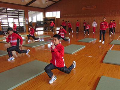 スポーツチームサポート・プログラム(高校・大学・実業団・プロ)