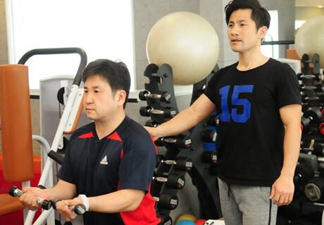 筋力トレーニングの推奨