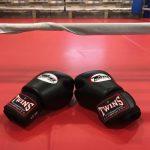 キックボクシング!