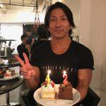 祝!42歳^^