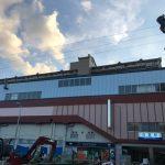 西鉄高宮駅!