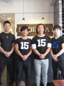 田中トレーナー  〜継続することの大切さ〜