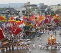 〜年に1回!田川のお祭り〜