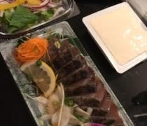 豆腐はデザート^^