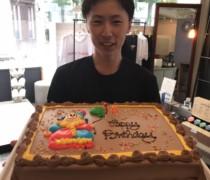 祝 30歳!