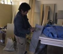 内装工事の現場から学ぶ!